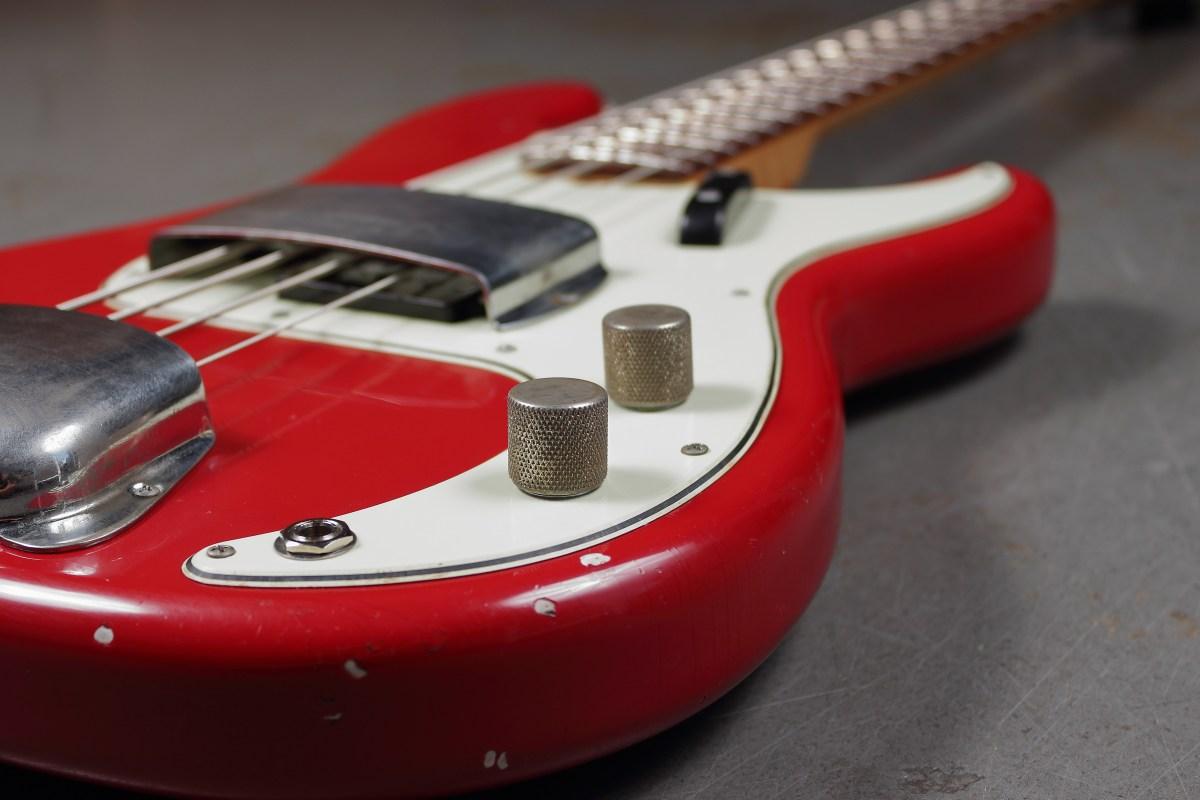 Bass of the Week: Pittman P-Style Bass – No Treble