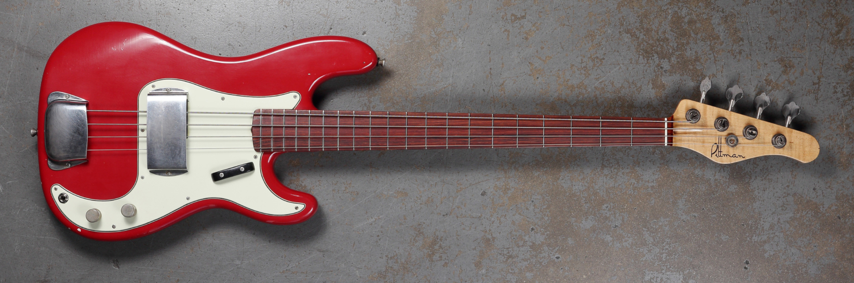 Pittman P Style Bass