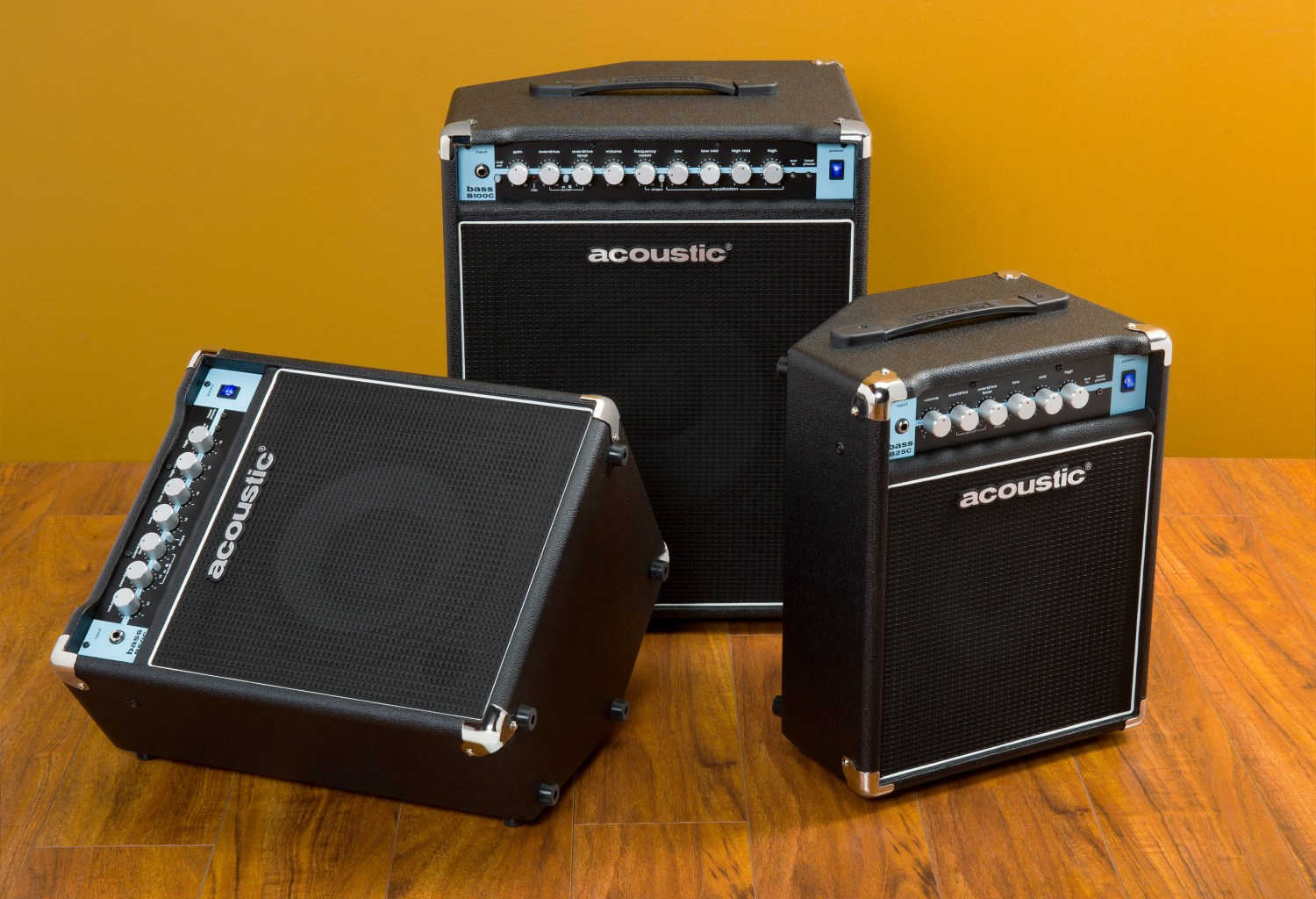 Acoustic Amplification Classic Series Bass Combos