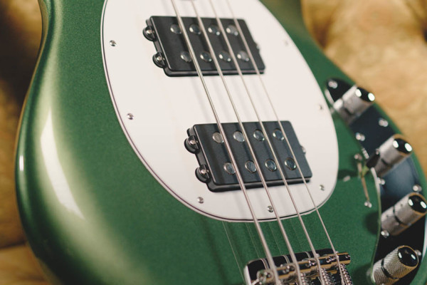Ernie Ball Music Man StingRay Special Basses Now Shipping