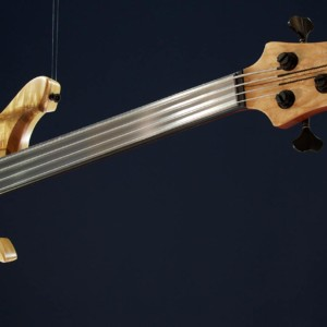 Bass of the Week: Le Fay Basses Remington Steele