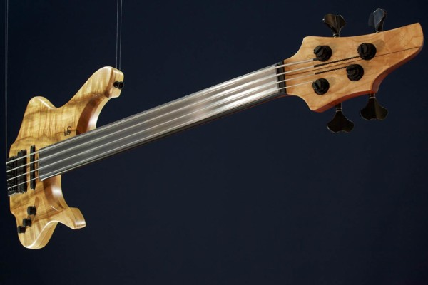 Bass of the Week: Le Fay Basses Remington Steele