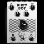 Massive Unity Unveils the Dirty Boy Preamp Pedal