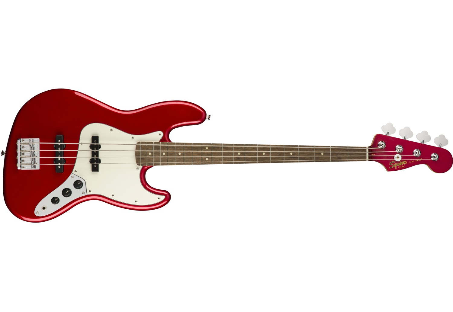Squier Contemporary Jazz Bass Sonic Red