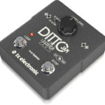 TC Electronic Announces Ditto Jam X2 Looper Pedal