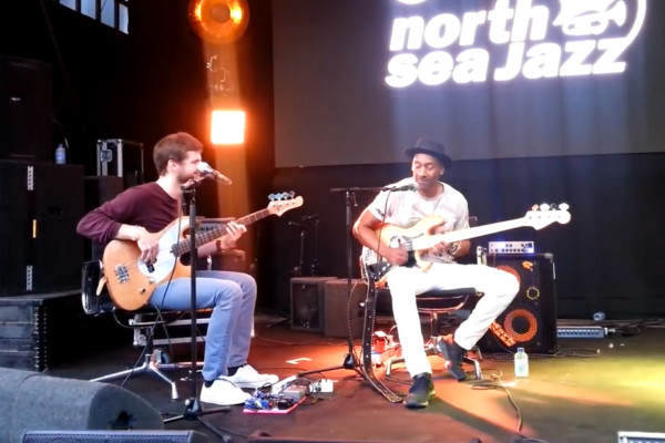 Marcus Miller and Michael League: How to Develop a Groove