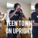 Scott Mulvahill: Teen Town on Upright Bass