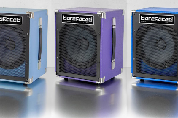 Barefaced Audio Unveils Rainbow One10 Bass Cabinets