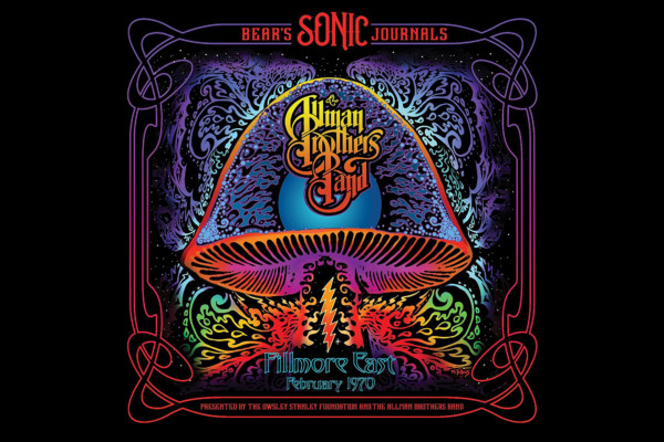 "Allman Brothers Band Releases ""Fillmore East February, 1970"""