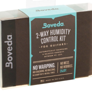Boveda Introduces New Humidity Control System