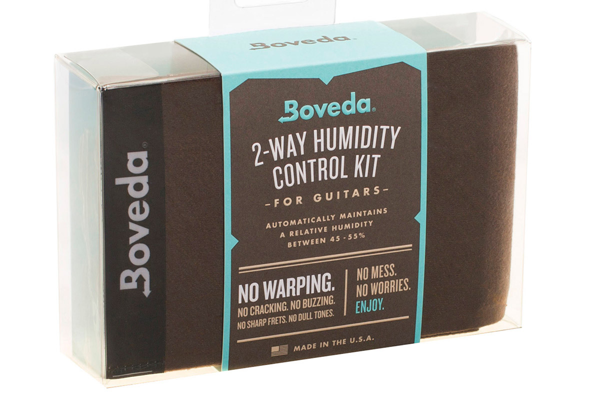 Boveda Humidity Control Guitar Start Kit
