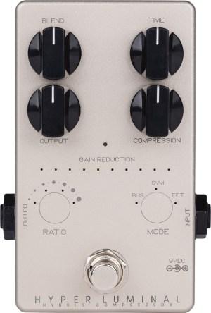 Darkglass Electronics Hyper Luminal Bass Compressor Pedal
