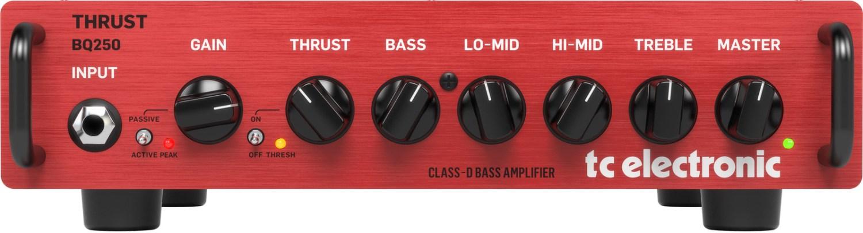 TC Electronic BQ250 Bass Amp