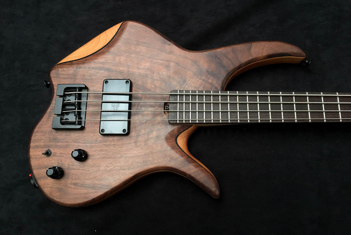 AC Guitars Micro Krell Bass Body