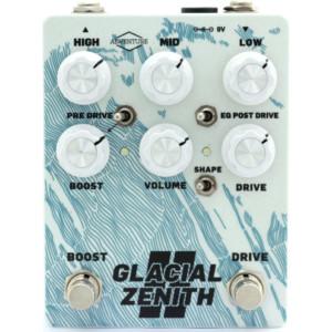 Adventure Audio Unveils Glacial Zenith II Pedal
