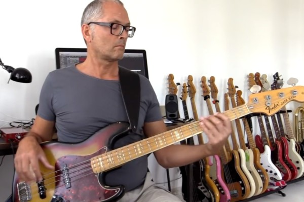 Bass Lick Series – No Treble