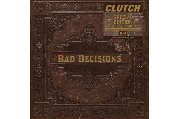 "Clutch Releases ""Book of Bad Decisions"""