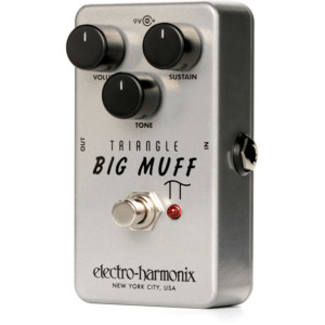 Electro-Harmonix Issues the Triangle Big Muff Pi Pedal