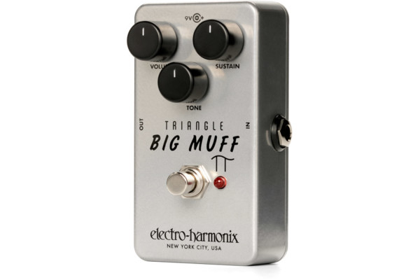 Electro-Harmonix Issues the Triangle Big Muff Pi Pedal