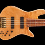 Fodera Reveals James Genus Emperor 5 Elite Bass