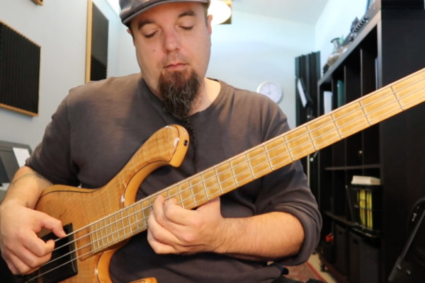 Modal Double Stops and Broken Intervals