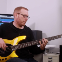 Stuart Clayton: Giants of Bass – John Myung