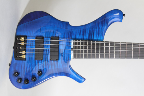 Bass of the Week: Waja Bass Soma NT 5-String