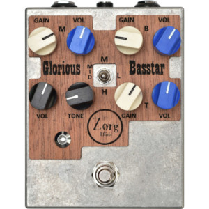 Zorg Effects Unveils the Glorious Basstar 2 Pedal