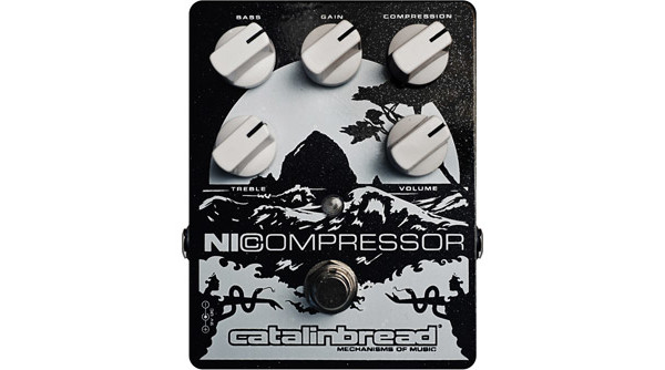 Catalinbread Introduces the NiCompressor Pedal