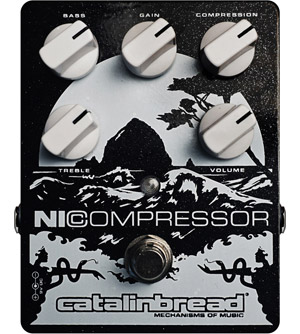 Catalinbread NiCompressor Pedal