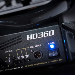 EBS Announces Limited Edition 30th Anniversary HD360 Amp