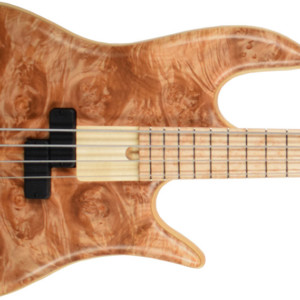 Elrick Bass Guitars Unveil the Icon Bass