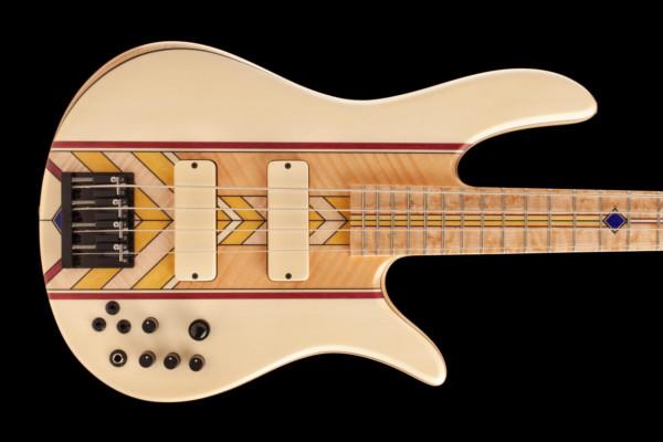 Fodera Unveils Masterbuilt Prairie Bass
