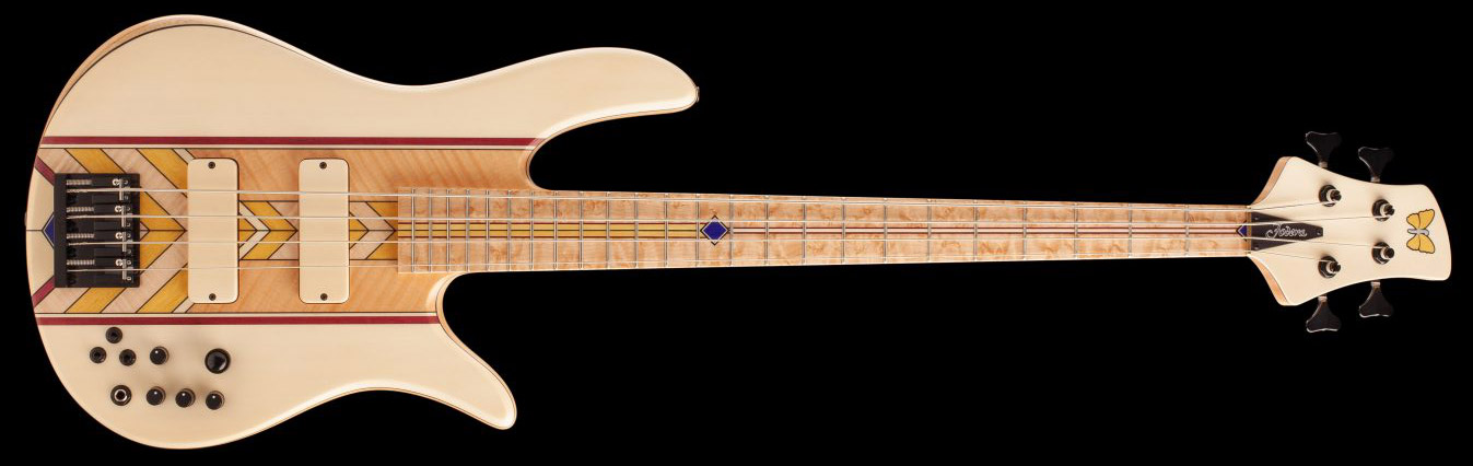 Fodera Masterbuilt Prairie Bass