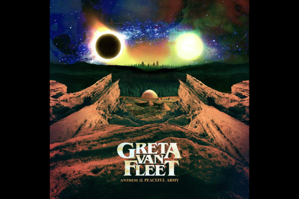 Greta Van Fleet Release First Full-Length Album