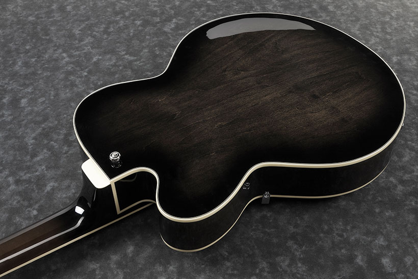 Ibanez AFB200 Bass Body Back