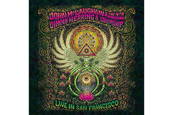 "John McLaughlin's U.S. Farewell Tour Captured on ""Live in San Francisco"""