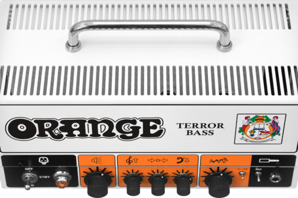 Orange Reintroduces the Terror Bass Amp