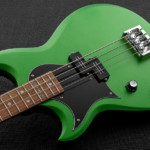 Reverend Guitars Unveils Lefty Mike Watt Signature Bass
