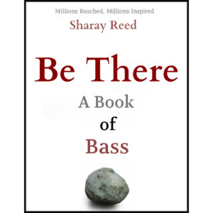 "Sharay Reed Releases ""Be There: A Book of Bass"""
