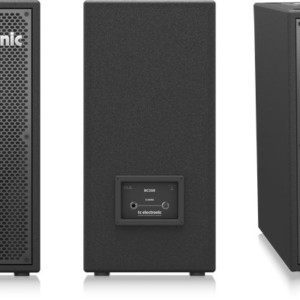 TC Electronic Introduces BC208 Bass Cabinet
