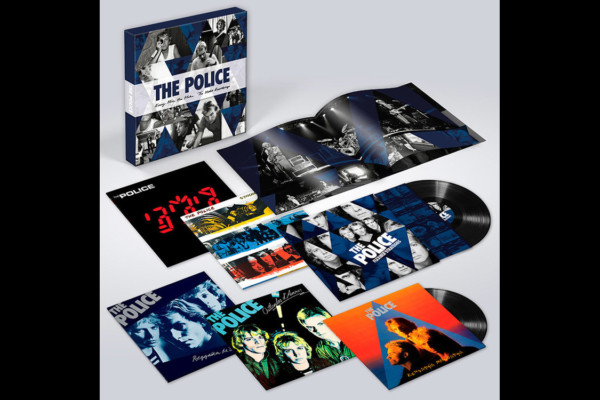 The Police Announce Massive Box Set