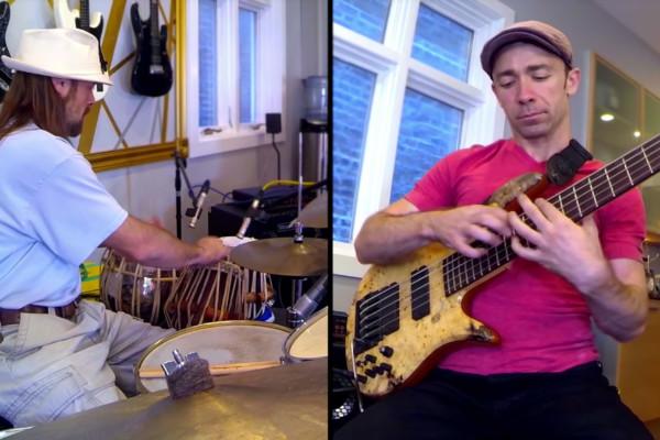 John Ferrara & Seth Moutal Duo: A.D.D.