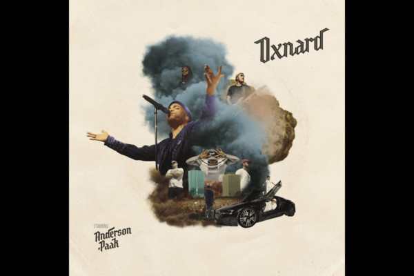 "Anderson .Paak's ""Oxnard"" has Killer Bass Lines"