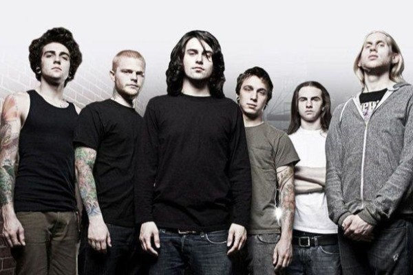 David DaRocha Leaves Born of Osiris