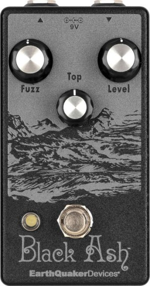 Earthquaker Devices Black Ash Pedal