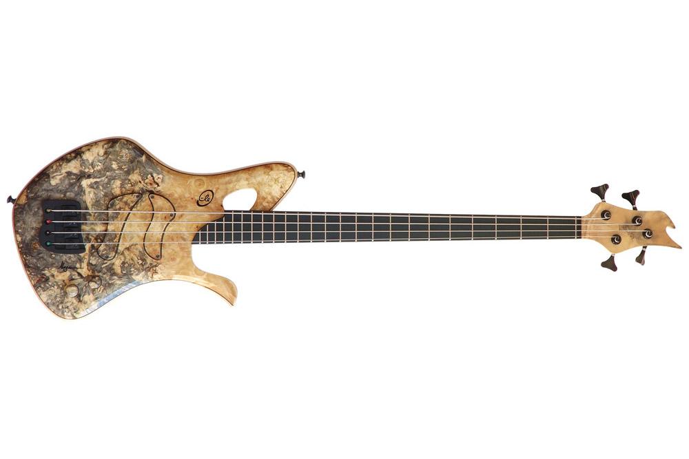 Ele Basses Naga Bass Front