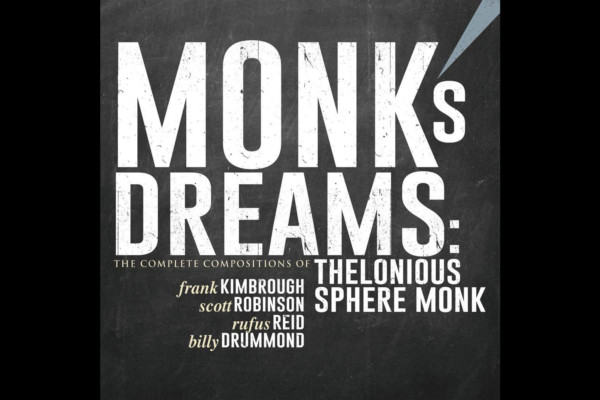 "Frank Kimbrough Releases ""Monk's Dreams"" with Rufus Reid"