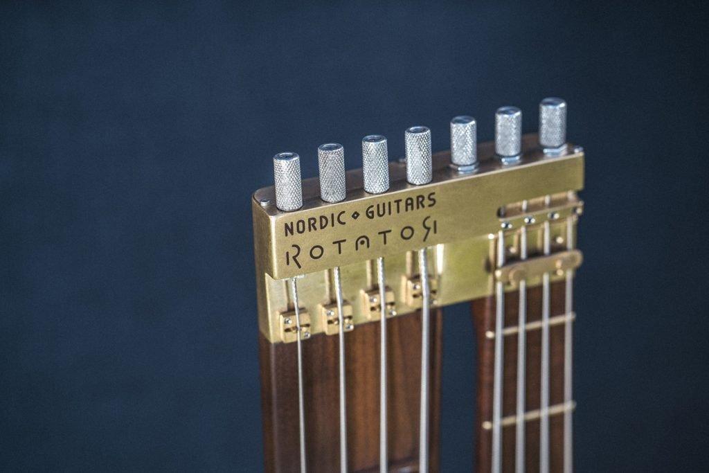 Nordic Guitars Rotator Bass Tuners