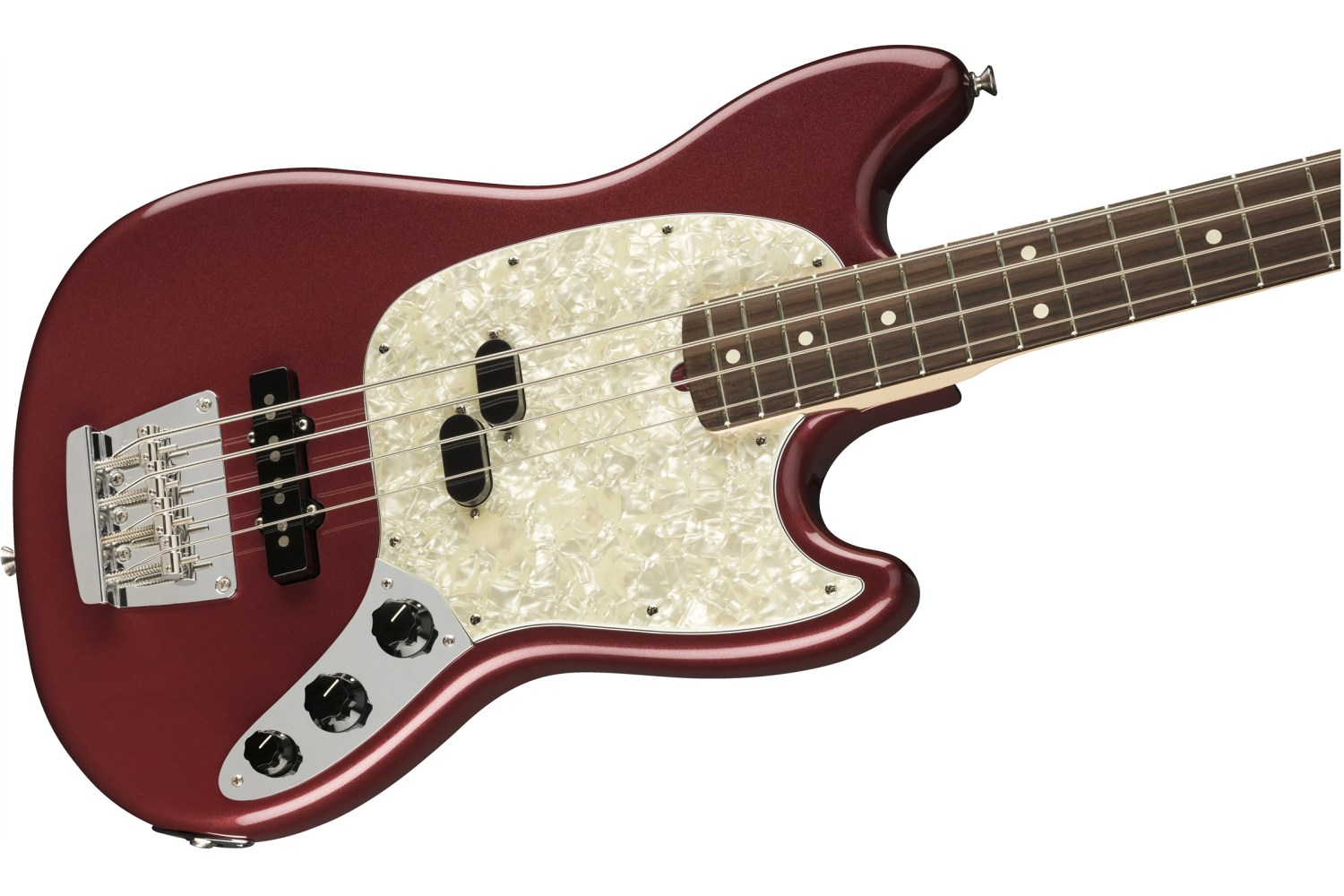 Fender American Performer Mustang Bass Body